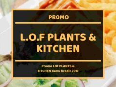 Promo LOF Plants & Kitchen