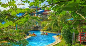 Labersa water park pekanbaru