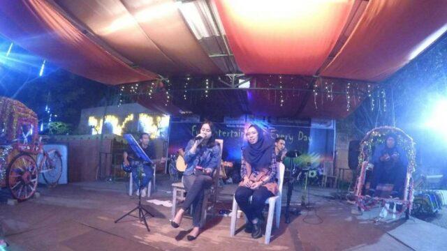 Live Music di Pasar Parkiran Batu