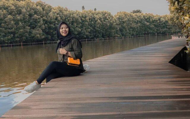 Mangrove Trekking Maerakaca PRPP Semarang Jawa Tengah