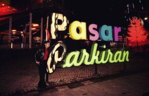Pasar Parkiran Batu Jatim Park 1