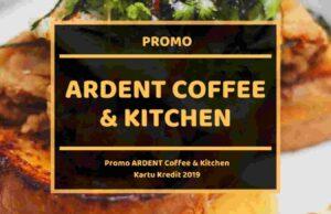 Promo Ardent Coffee
