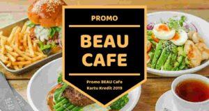 Promo BEAU Cafe