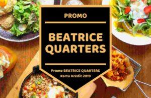 Promo Beatrice Quarters