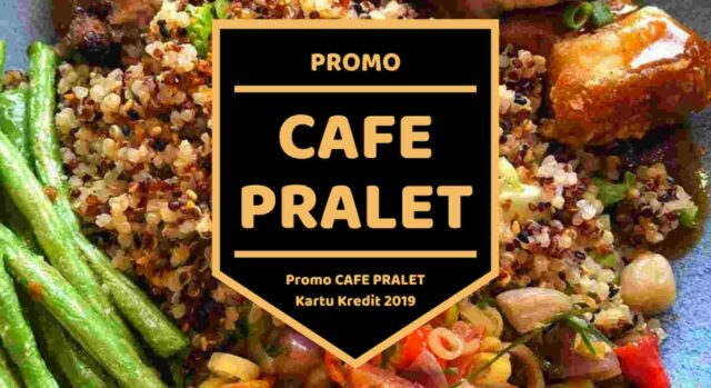 Promo Cafe Pralet