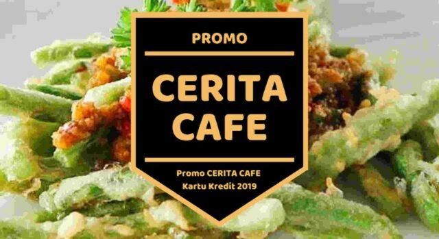 Promo Cerita Cafe