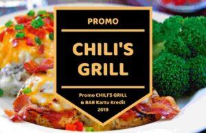 Promo Chili's Grill