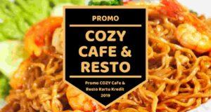 Promo Cozy Cafe & Resto