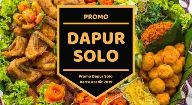 Promo Dapur Solo