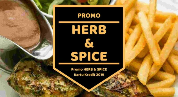 Promo Herb & Spice