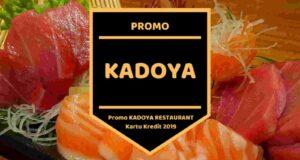Promo Kadoya Restaurant