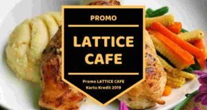 Promo Lattice Cafe