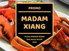 Promo Madam Xiang Solo