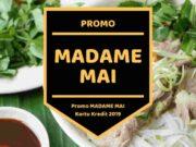 Promo Madame Mai