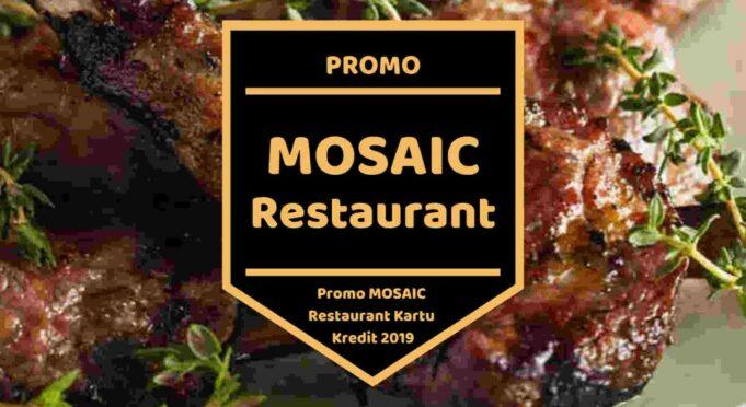Promo Mosaic Restaurant