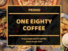 Promo One Eighty Coffee