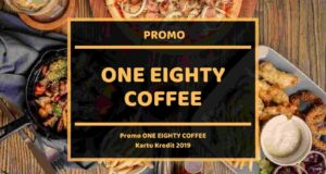 Promo One Eighty Coffee