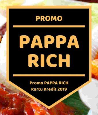 Promo Pappa Rich