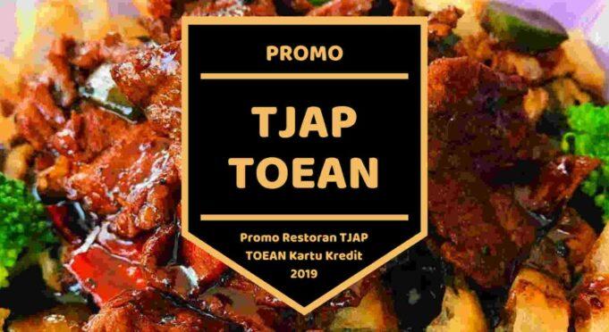 Promo Restoran Tjap Toean