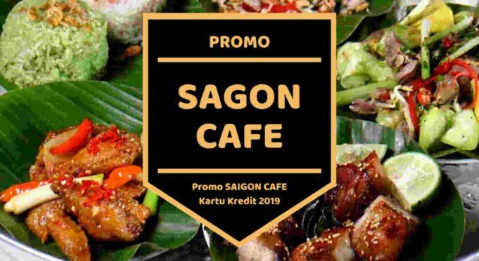 Promo Saigon Cafe