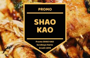 Promo Shao Kao