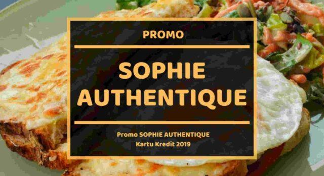 Promo Sophie Authentique