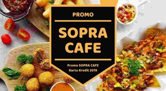 Promo Sopra Cafe