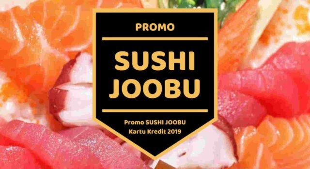 Promo Sushi Joobu