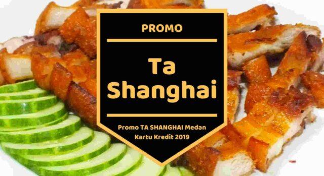 Promo Ta Shanghai