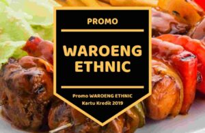 Promo Waroeng Ethnic
