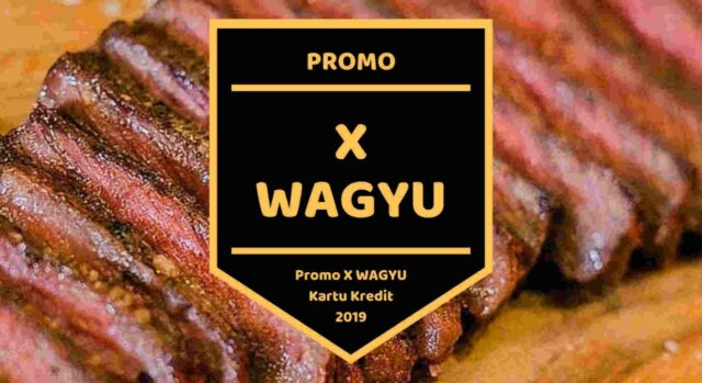 Promo X Wagyu
