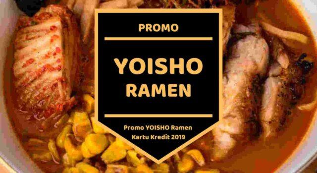 Promo Yoisho Ramen