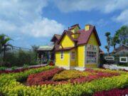 taman bunga pelangi