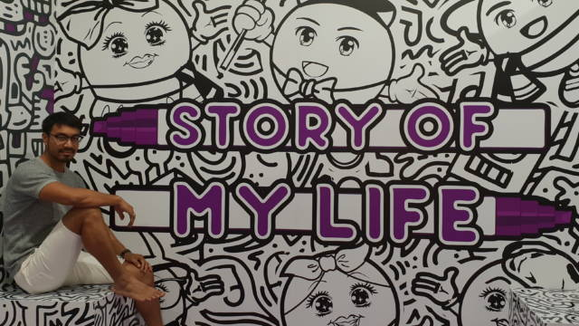 Story of My Life Centrum Million Balls