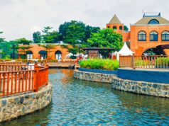 the village baturaden area taman