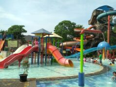 Wajib Coba Wahana di Fun Park Waterboom Bekasi