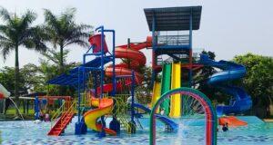 Water Joy Waterpark Cileungsi.