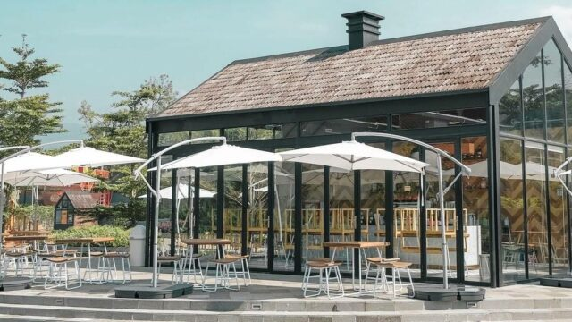 food court dan coffe shop