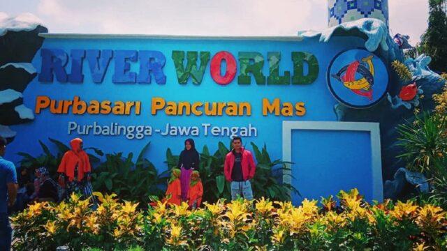 river world taman wisata pendidikan purbasari pancuran mas
