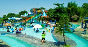 water park mountain recreational park kuningan