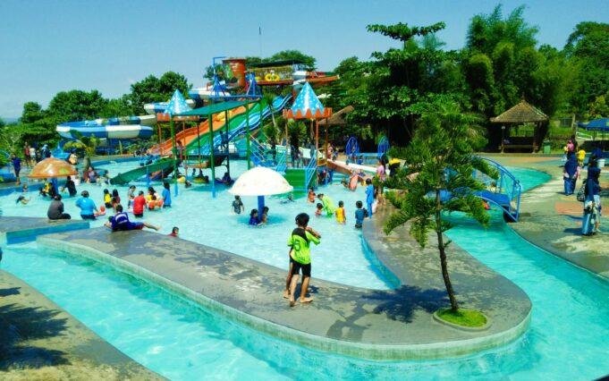 water park mountain recreational park kuningan