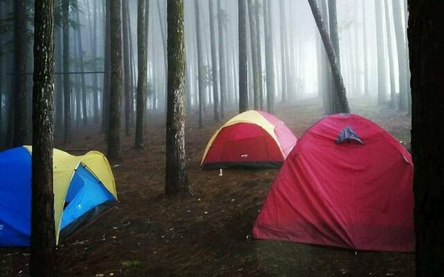 Camping Ground di Wana Wisata Pokland Cianjur