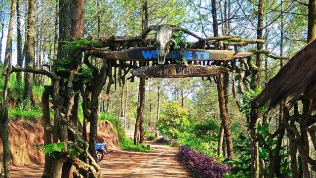 Wisata Goa Pinus Pujon Batu Malang