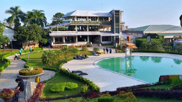 Area Penginapan Highland Resort Paling dekat dengan curug nangka