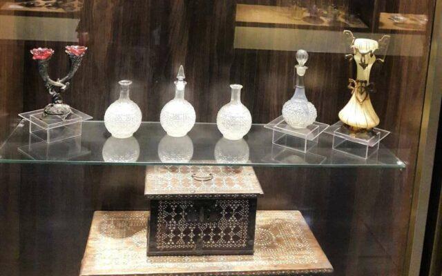 Koleksi Botol-botol Abad XVII