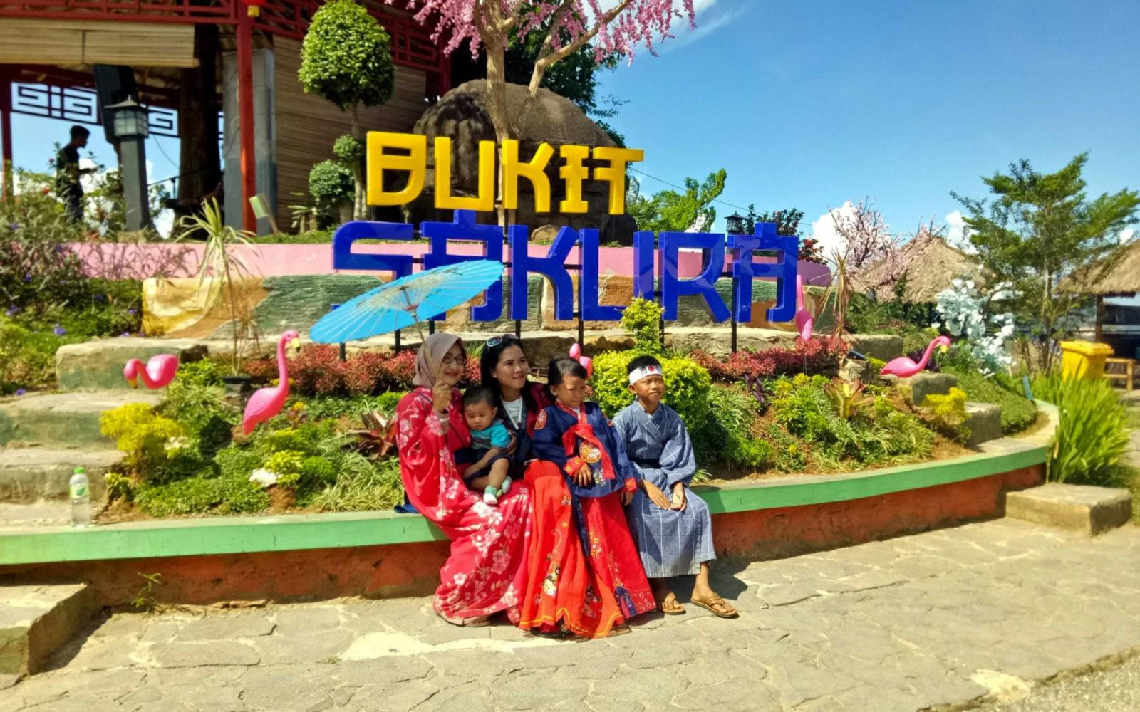 Bukit Sakura Lampung Tiket Wahana Januari 2020 Travelspromo