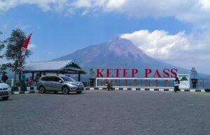 objek wisata ketep pass
