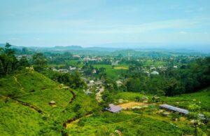 Panorama Keindahan Alam Lembah Sumilir