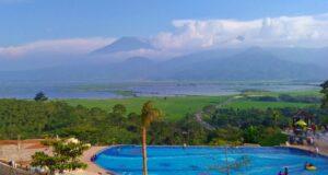panorama keindahan alam sekitar
