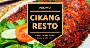 Promo Cikang Resto